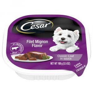 Cesar Select Filet Mignon Dog Food