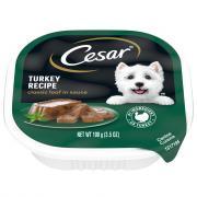 Cesar Select Turkey Dinner Dog Food