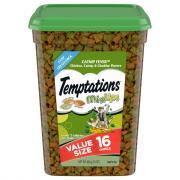 Temptations Catnip Fever Mix Ups Cat Treats