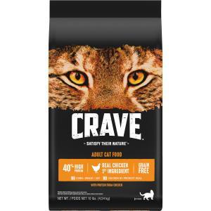 Crave Chicken Cat Food