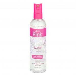 Luster's Pink Hair Gel Spray