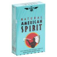 Natural American Spirit Blue Box Cigarettes