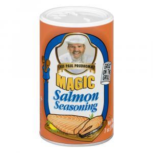 Chef Paul Purdhomme's Magic Salmon Seasoning