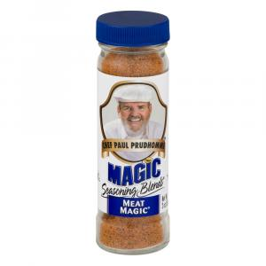 Chef Paul Prudhomme's Magic Meat Seasoning
