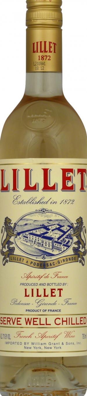 Lellet Blanc Port Wine