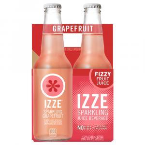 Izze Sparkling Grapefruit Juice Beverage