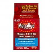 Mega Red Omega Extra Strength Krill Oil 500mg