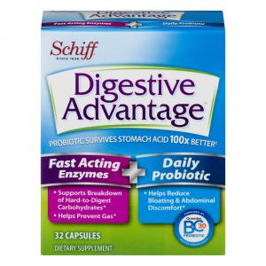 Digestive Advantage Enzymes & Probiotic