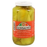 Gonsalves Green Finger Peppers