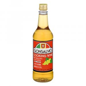 Gonsalves White Cooking Wine