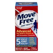 Schiff Move Free Advanced Plus MSM & Vitamin D