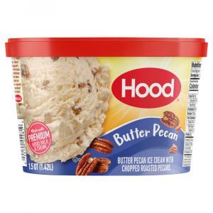 Hood Butter Pecan Ice Cream