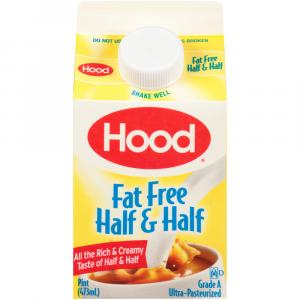 Hood Simply Smart Fat Free Half N' Half Cream