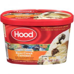 Hood New England Creamery Bear Creek Caramel Ice Cream
