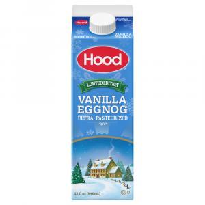 Hood Vanilla Egg Nog
