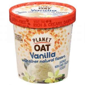 Planet Oat Vanilla Frozen Dessert