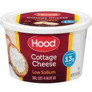 Hood Cottage Cheese Low Sodium