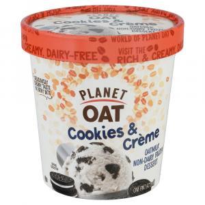 Planet Oat Cookies & Cream Frozen Dessert