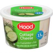 Hood Cottage Cheese with Cucumber and Dill