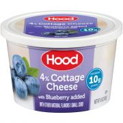 Hood Blueberry Cottage Cheese