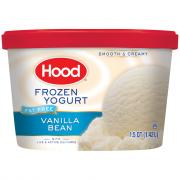 Hood Vanilla Bean Frozen Yogurt