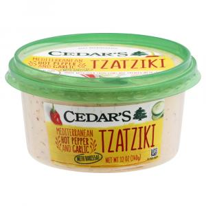 Cedar's Mediterranean Hot Pepper & Garlic Tzatziki