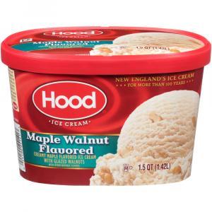 Hood Maple Walnut Ice Cream