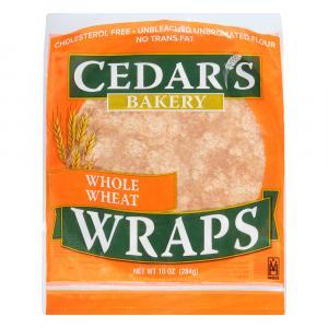 Cedar's Whole Wheat Wraps