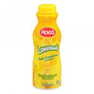 Hood Lemonade