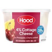 Hood Pineapple Cherry Cottage Cheese