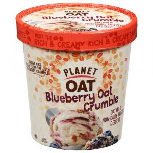 Planet Oat Blueberry Oat Crumble Frozen Dessert