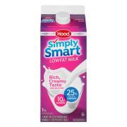 Hood Simply Smart 1% Milk
