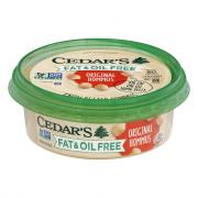 Cedar's Fat & Oil Free Original Hommus