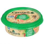 Cedar's Vegetable Hommus