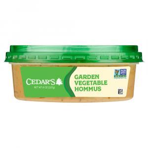 Cedar's Vegetable Hommus