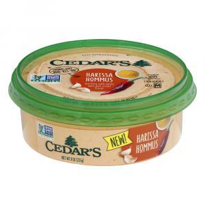 Cedar's Harissa Hommus