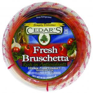Cedar's Bruschetta