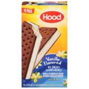 Hood Ice Cream Sandwiches