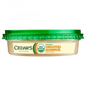 Cedar's Organic Original Hommus