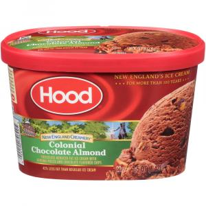 Hood New England Creamery Colonial Chocolate Almond