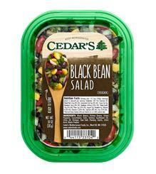 Cedar's Black Bean Salad