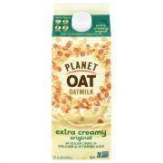 Planet Oat Extra Creamy Original Oatmilk