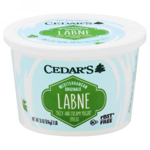Cedar's Labne Yogurt Spread