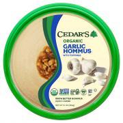 Cedar's Organic Garlic Hommus