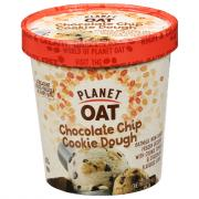 Planet Oat Chocolate Chip Cookie Dough Frozen Dessert