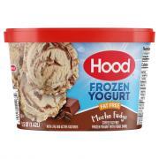 Hood Mocha Fudge Nonfat Frozen Yogurt