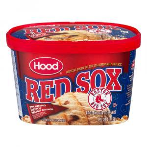 Hood Red Sox 7th Inning Stretch Peanut Crunch Ice Cream