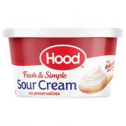 Hood Sour Cream