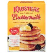 Krusteaz Buttermilk Pancake Mix Heart Healthy