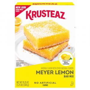 Krusteaz Lemon Bars Mix